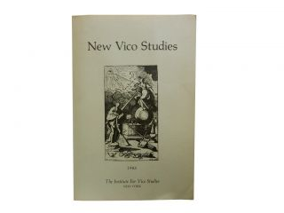 New Vico Studies 1983