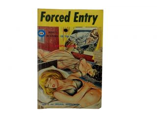 Forced Entry. Joseph Carter