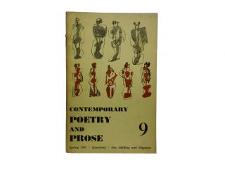 Contemporary Poetry and Prose 9, Spring 1937