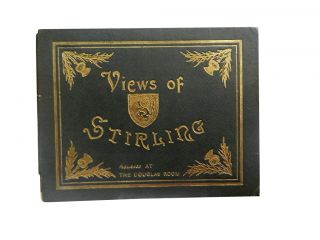 Photographic View Album of Stirling
