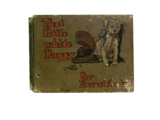 That Little White Puppy. Ernest Aris