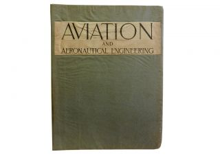Aviation and Aeronautical Engineering 1920