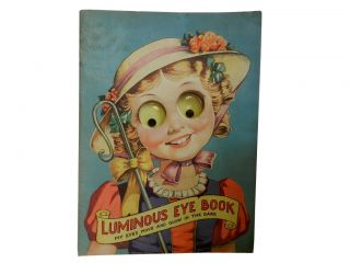Luminous Eye Book