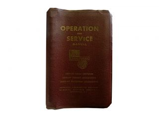 Alco Diesel-Electric / GE Operation and Service Manual