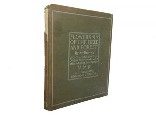 Flowers of the Field and Forest. A. B. Hervey